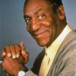 I had dinner with Bill Cosby backstage