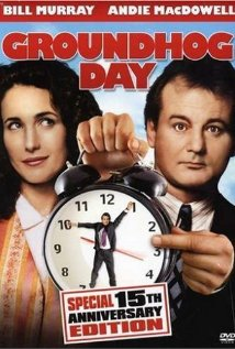 Groundhog Day movie poster