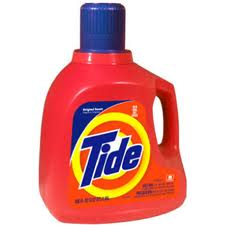 Tide laundry Detergent