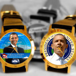 Obama watches are political memorabilia