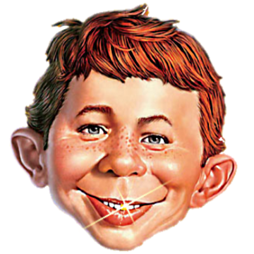 Mad Magazine Alfred E. Newman