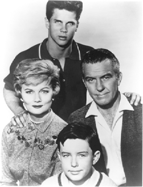 Cast of leave it to beaver