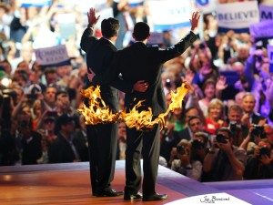 Republicans panst catch fire