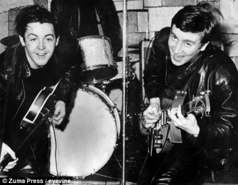 Teens Paul McCartney and John Lennnon played an unsuccessful gig at a club in 1960 called the Fox and Hounds.