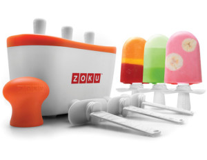 Zoku Quick Pops taste as good as they look. And they're ready in less than 10 minutes