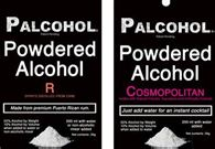 Palcohol  is a new powdered alcohol.