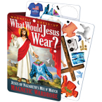 What Would Jesus Wear Magnetic Dress-Up Kit $14.95