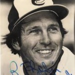 Brooks Robinson, like Cal Ripken, Jr, Brooks waqs classy on tyhe field or off