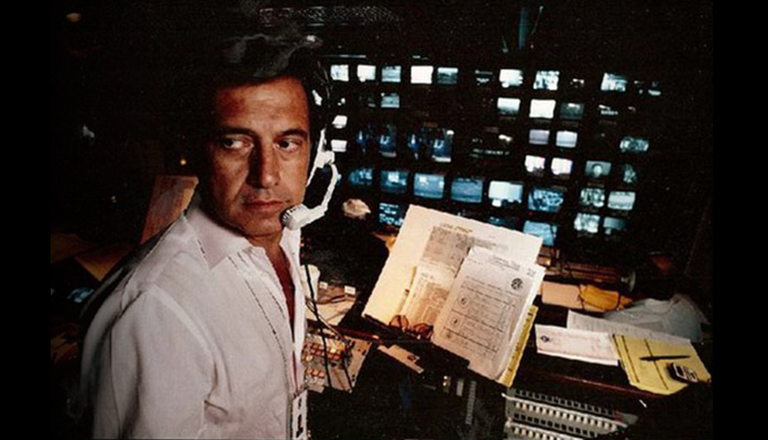 Tony Verna, CBS-TV  Sports Producer and Director has died. He was the inventor of the Instant Replay.