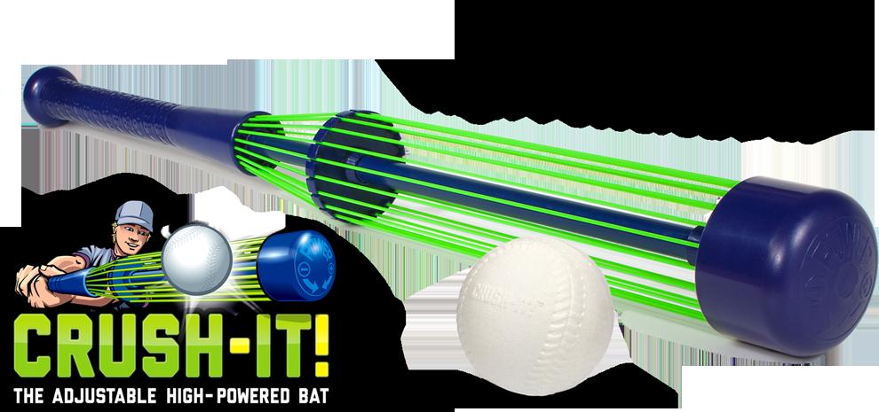 Crush-It! Baseball Bat