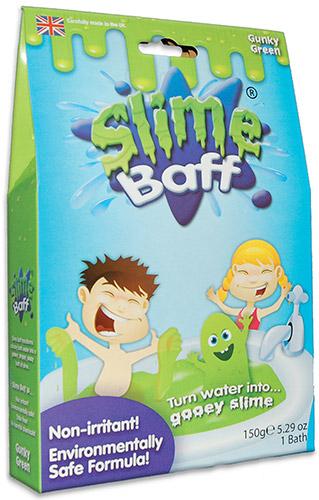 Slime Baff is slimy fun.