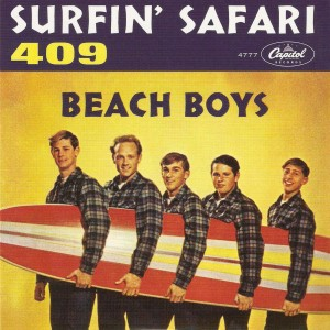 The Beach Boys named themselves after a plaid wool shirt.