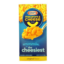 Kraft Macaroni and Cheese recently beat out Miley Cyrus for being the cheesiest.