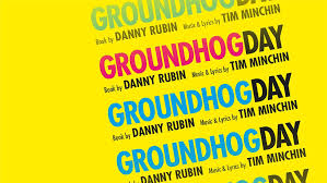The movie that mastered the repeat performance, Groundhog Day, is now a hit Broadway musical.