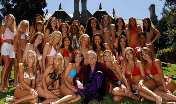 "When Hugh Hefner died on September 27, 1917, some people said he ""went to a better place,"" I'm not sure that is possible"