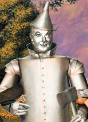 Tin Man Wizard of Oz