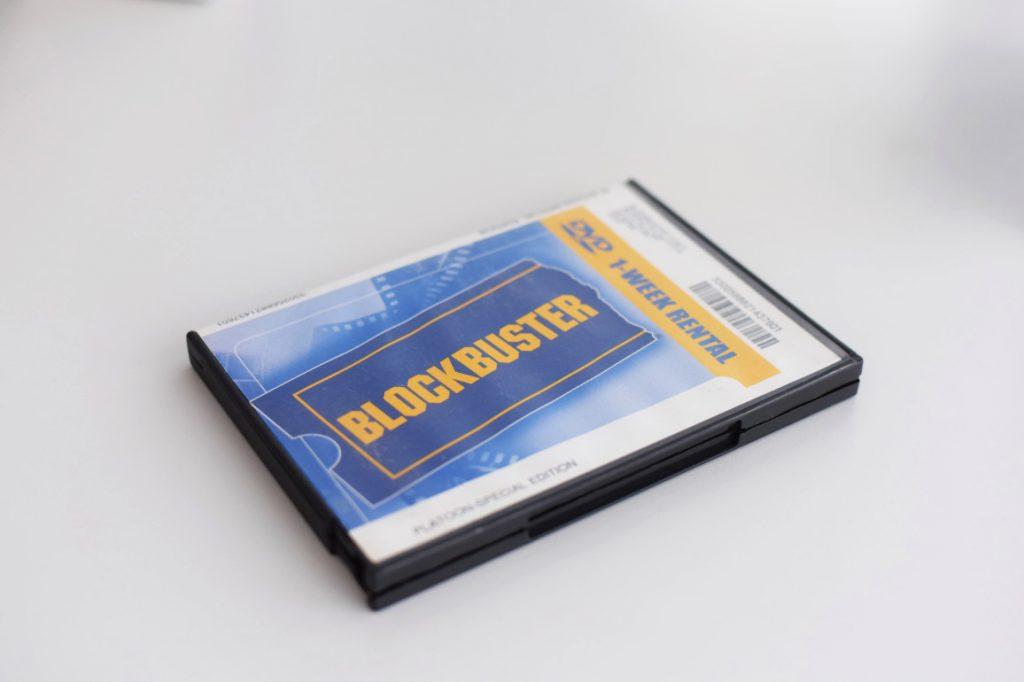 Blockbuster videotape