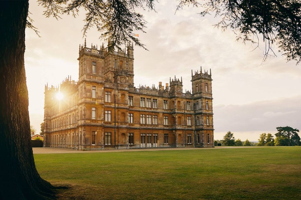 Highclere Castle, the Home of Downton Abbey, was a steal on Airbnb at $167 a night.