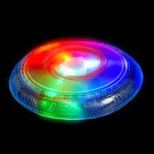 The Light-Up Frisbee